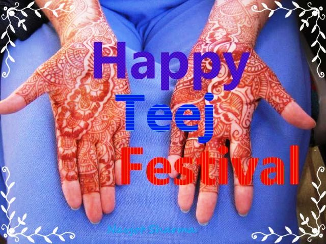 Happy Teej 8