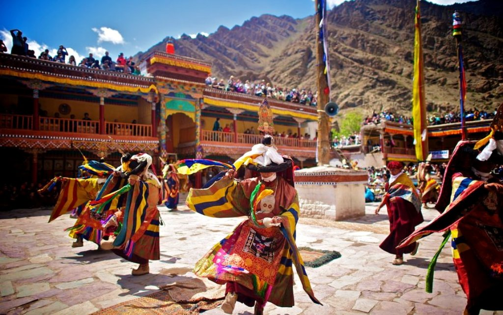 Hemis-is-a-town-in-India-40-km-southeast-of-Leh-in-Ladakh