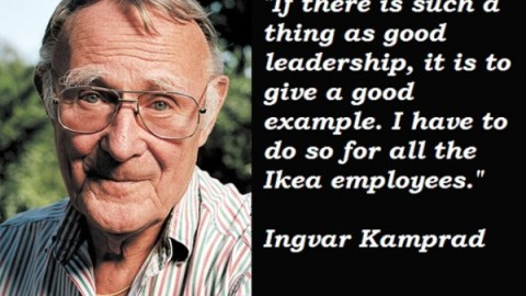 10 Thought-Provoking Quotes Of 'Ingvar Kamprad' To Inspire For A Better World