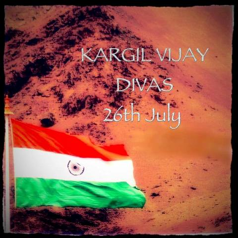 Top 3 Awesome Kargil Vijay Diwas 2014 Images, Pictures, Photos, Wallpapers