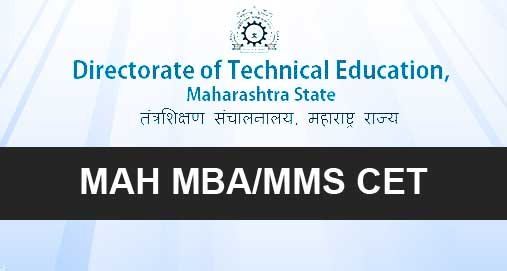 Latest Notification for MMS/MBA admissions 2014-16