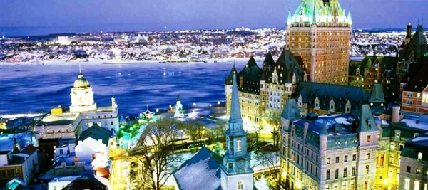 Quebec Holidays