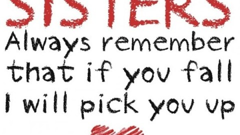 Happy Sisters Day 2014 HD Images, Pictures, Greetings, Wallpapers Free Download