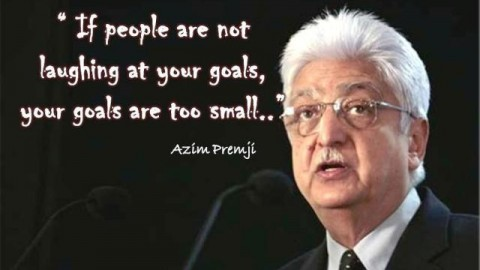 10 Outstanding Quotes Of 'Azim Premji' To Manifest Your Goal