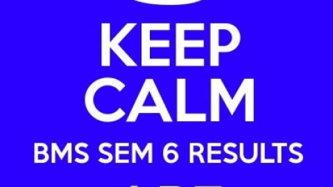 BMS Sem 6 CBSGS Results 2014 : Mumbai University to declare results today?