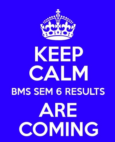 Mumbai University Third Year BMS CBSGS Sem 6 Results To Be Declared By 20 July 2014?