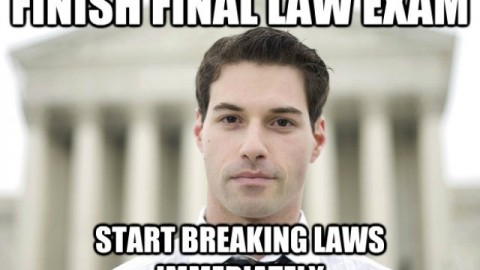 "10 Terrible, Quick Memes, Jokes On ""Law Students"" That'll Get You A Laugh On Demand"