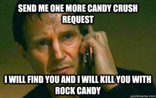 candy crush meme kill
