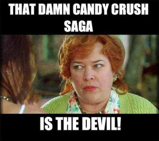 candy crush meme saga