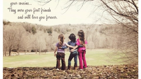 Happy National Cousin's Day 2014 HD Wallpapers, Images, Wishes For Pinterest, Instagram