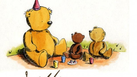 Teddy Bear Picnic Day 2014 Facebook Photos, WhatsApp Images, HD Wallpapers, Pictures