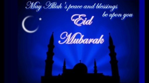 Happy Eid al-Fitr 2014 HD Wallpapers, Images, Wishes For Pinterest, Instagram