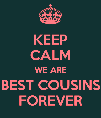 Happy Cousins Day HD Images, Greetings, Wallpapers 2014