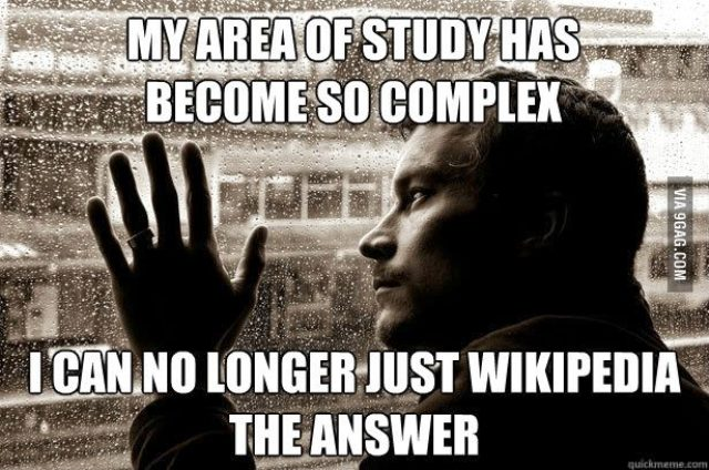 pain of studying phd