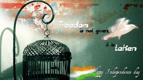 Happy 15 August 2014 Friday 68th Indian Independence Day HD Greetings Free Download