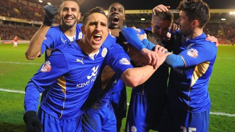 Chelsea 2-0 Leicester City EPL 2014-15: Chelsea Win Their First Home Game