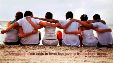 Happy Friendship Day 2014 SMS Collection, Facebook Status List, WhatsApp Messages Free Download