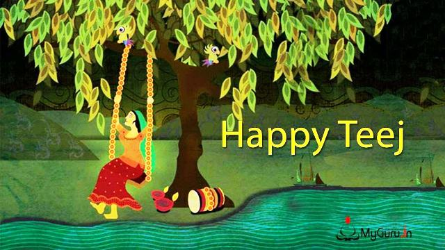 Happy Teej / Hariyali Teej 2014 HD Images, Pictures, Greetings, Wallpapers Free Download