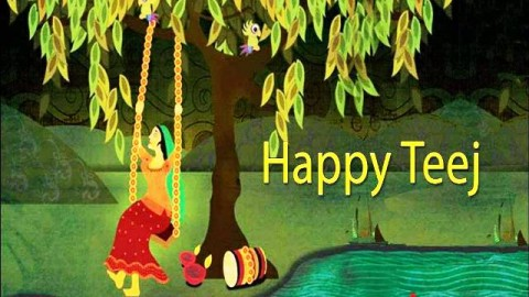 Top 3 Awesome Happy Hartalika Tritiya / Hartalika Teej 2014 Images, Pictures, Photos, Wallpapers