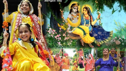Advance Happy Hartalika Tritiya 2014 SMS, WhatsApp Messages, Facebook Status in Hindi