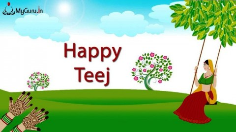 Teej Facebook Photos, WhatsApp Images, HD Wallpapers, Pictures 2014