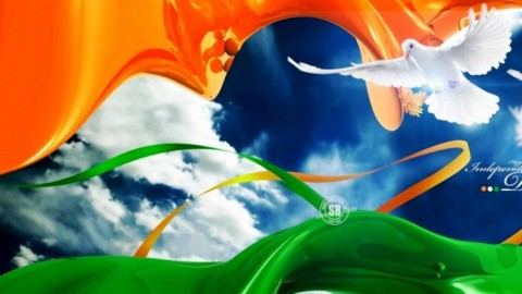 Happy 15 August 2014 Friday 68th Indian Independence Day HD Wallpapers for Instagram