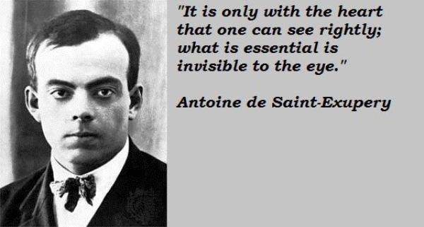 Exupery Quotes French Exupery 1 Quotes of