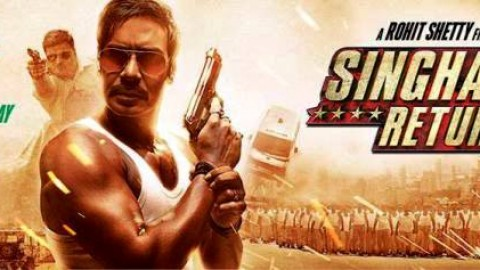 25 Latest 'Singham Returns' Photos, HD Images, Pictures, Wallpapers Free Download