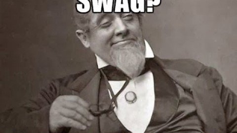 What is swag and how do you get it?
