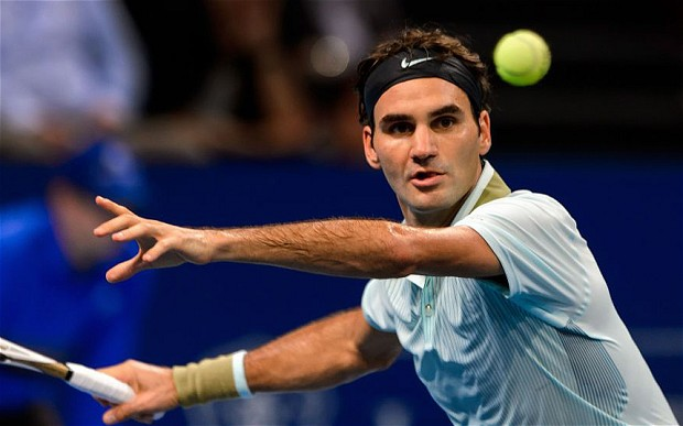 5 Inspirational Quotes by Roger Federer