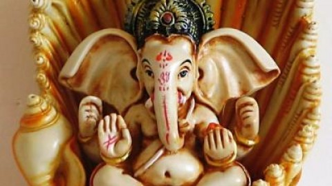 Ganesh Chaturthi 2014 SMS Wishes Messages Sayings In Tamil Marathi English