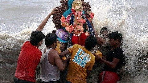 Happy Ganesh Jayanti 29 August 2014 HD Images, Greetings, HD Wallpapers Free Download