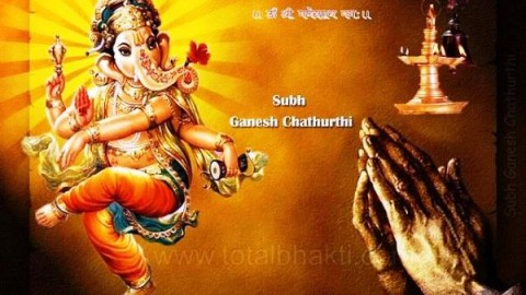 Ganesh Chaturthi Pictures, Images, Graphics for Facebook, WhatsApp 2014