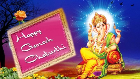 Ganesh Chaturthi 2014 Facebook Photos, WhatsApp Images, Wallpapers, Pictures