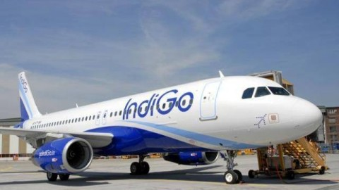 Narrow escape for 154 passenger on board IndiGo flight