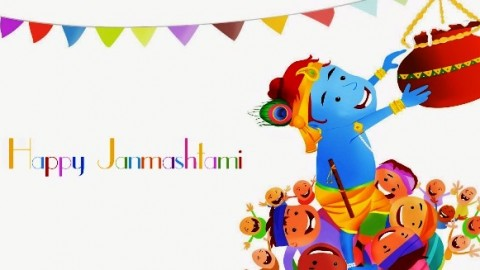 2014 Krishna Janmashtami  HD Images, Wallpapers For Whatsapp, Facebook