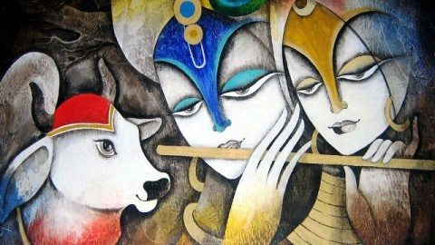 Top 3 Sweet Awesome Happy Shri Krishna Jayanti SMS, Quotes, Messages In English For Facebook And WhatsApp