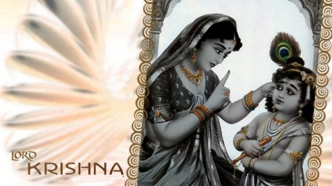 Happy Shri Krishna Jayanti SMS, Messages, Quotes, Wishes, Greetings, Wordings in Hindi 2014