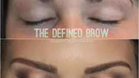 Tips for thick eye-brows