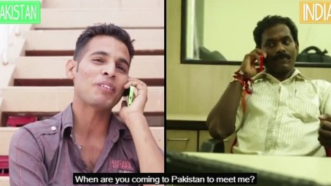 Watch What happened when India spoke to Pakistan