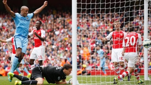 Arsenal 2-2 Manchester City: Premier League Is Back With A Bang!