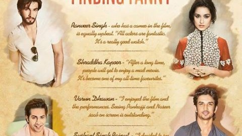 Finding Fanny Movie Reviews By Critics