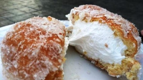 Top 3 Awesome Happy National Cream Filled Donut Day 2014 Images, Pictures, Photos, Wallpapers