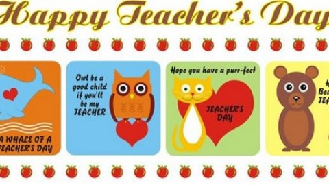 Teacher's Day 2014 SMS, Messages, Text Messages, Quotes, Wordings