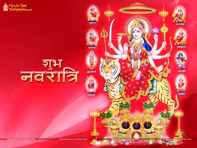 Happy Navratri Ghatasthapana 25th September 2014 HD Images, Pictures, Greetings, Wallpapers Free Download