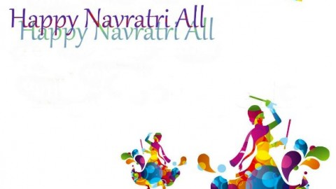 Happy Ghatasthapana Navratri 2014 HD Wallpapers, Images, Wishes For Pinterest, Instagram