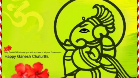 Happy Anant Chaturdashi 2014 HD Images, Wallpapers For Whatsapp, Facebook