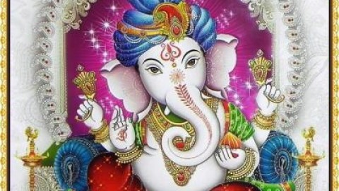 Happy Anant Chaudas / Chaturdashi 2014 HD Images, Greetings, Wallpapers Free Download