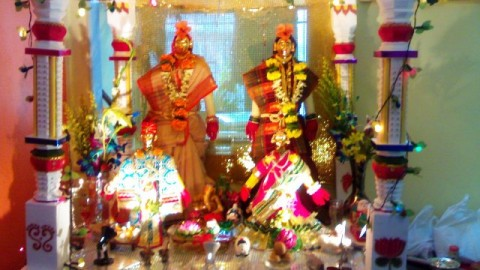 Happy Anant Chaturdashi Greetings Cards, Images, Photos