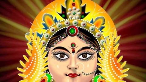 Happy Navratri 2014 SMS Messages Wishes Quotes Hindi for Facebook WhatsApp